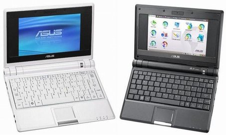 Asus EEE PC 701. Обзор