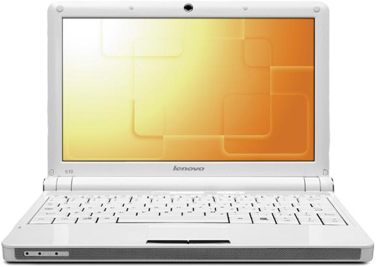 Оформление заказа на Lenovo IdeaPad S10