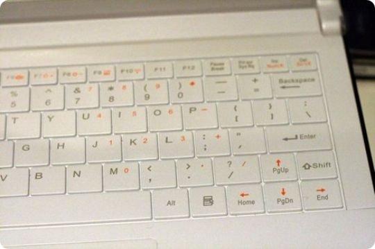 Клавиатура ECS G10IL