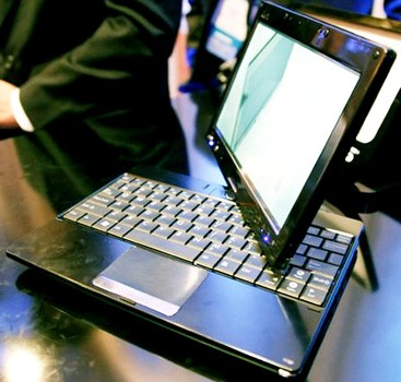 Asus EEE PC Т91 в форм факторе tablet PC