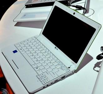 Нетбук LG X120 с поддержкой 3G