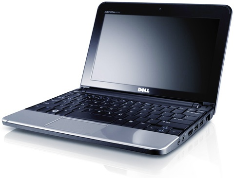 Dell Mini 10 с HD дисплеем