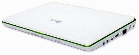 Нетбук LG X120 скоро в европейских магазинах