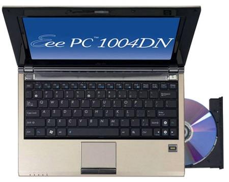 Eee PC 1004DN – подробности