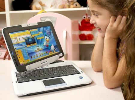 PeeWee Pivot – нетбук для детей