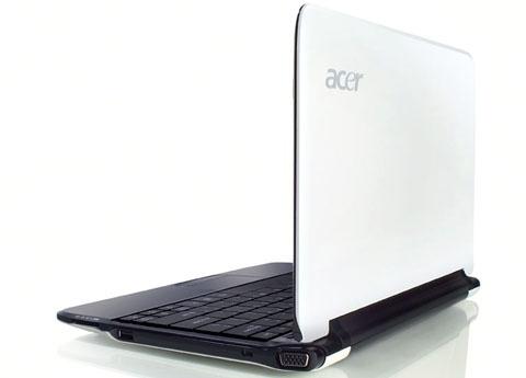 Acer 751 нетбук