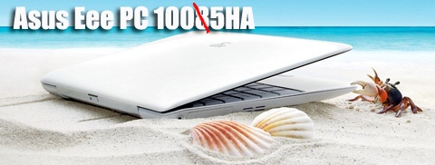 Asus Eee PC 1005HA – исправление модели 1008HA