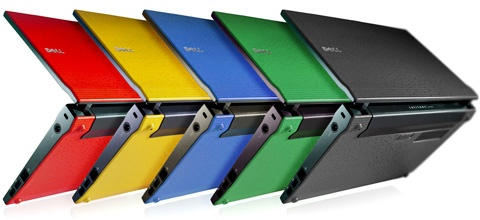 Dell Latitude 2100 – нетбук для учебы