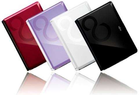 Fujitsu M2010 – новый нетбук