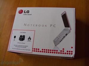 нетбук lg x120