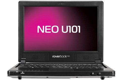 RoverBook Neo U101 – российский нетбук