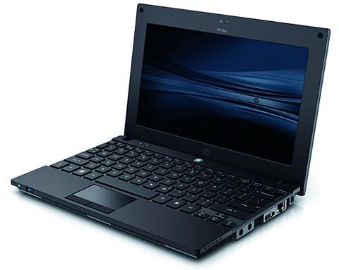 HP Mini 5101 – стильный бизнес нетбук