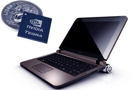 NVIDIA Tegra – новая платформа для нетбуков
