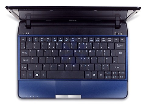 Ультрапортативный ноутбук Acer Aspire Timeline 1810T