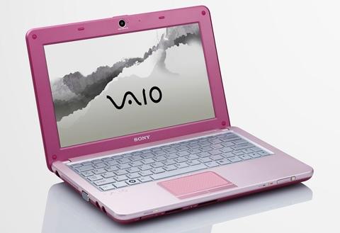 Нетбук Sony Vaio W – первые впечатления и предварительный заказ