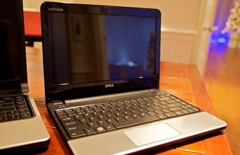 Новая линейка ультрапортативных ноутбуков Dell Inspiron Z на Intel CULV
