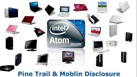 MSI первой выпустит нетбук на Intel Pine Trail-M?