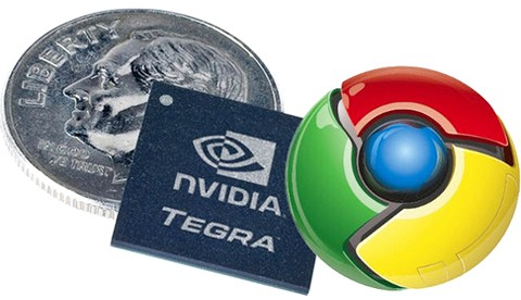 Nvidia Tegra будет работать с Chrome OS