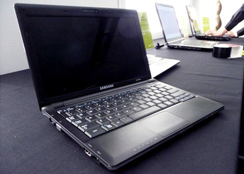 Нетбук Samsung N510 – официально