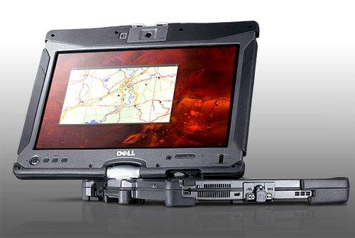 Dell Latitude XT2 XFR – защищенный ноутбук нового поколения
