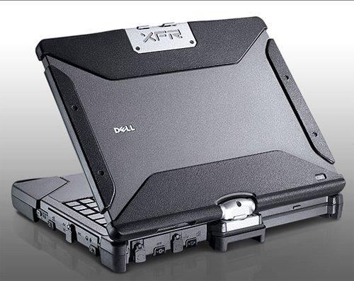 защищенный ноутбук dell xt2 xfr