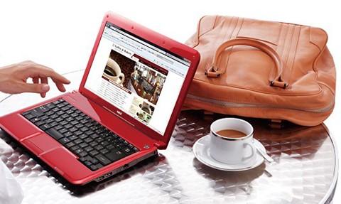 NEC LaVie M – CULV ноутбук