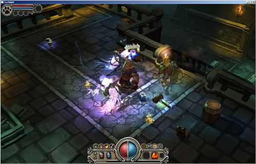 Игра Torchlight – 3D RPG с режимом для запуска на нетбуках