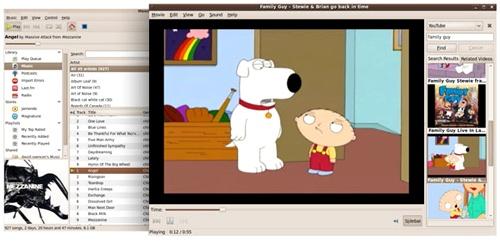 Ubuntu Netbook Remix 9.10 – релиз финальной версии