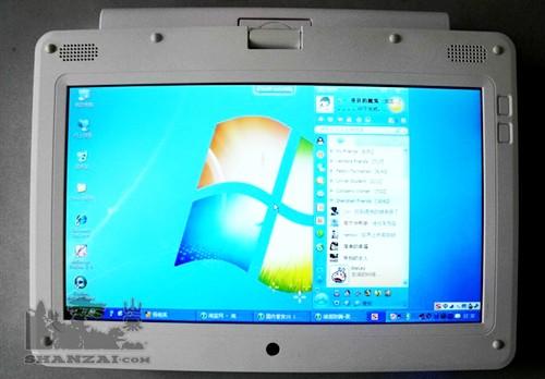китайский нетбук-трансформер с сенсорным экраном