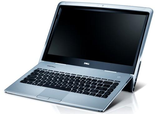 самый тонкий ноутбук dell adamo xps