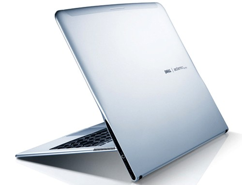 тонкий ноутбук dell adamo xps