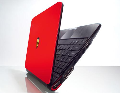 Acer Ferrari One