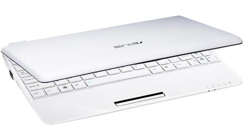 ASUS Eee PC 1005P и 1005PE – в продаже с января 2010