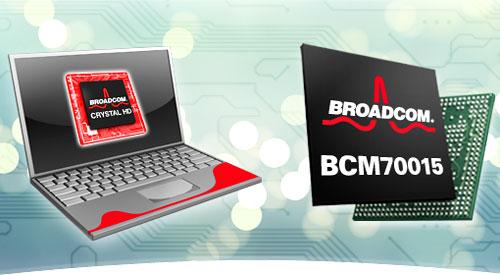 Новый видео акселератор Broadcom Crystal HD на подходе