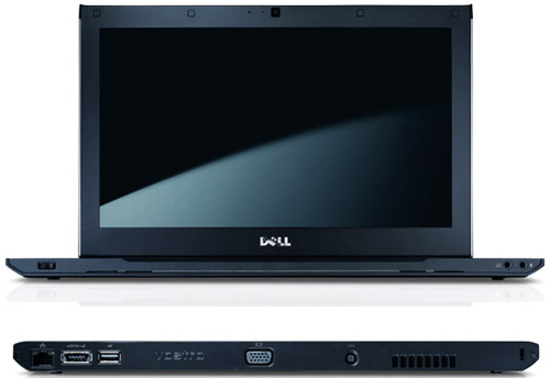 тонкий ноутбук Dell Vostro V13