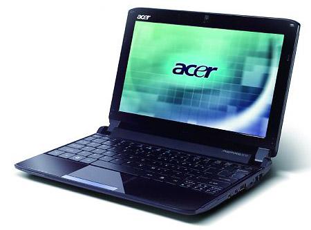 Нетбук Acer Aspire One AO532h на новой платформе