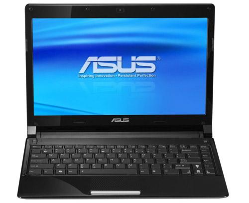Ноутбук ASUS UL30A с подключением к «Комстар-WiMAX»
