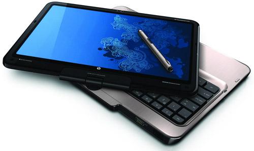HP TouchSmart tm2 – красивый ноутбук-трансформер