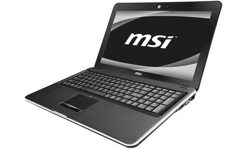 Тонкий ноутбук MSI X-Slim X620