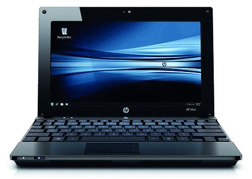 Обзор нетбука HP Mini 5102