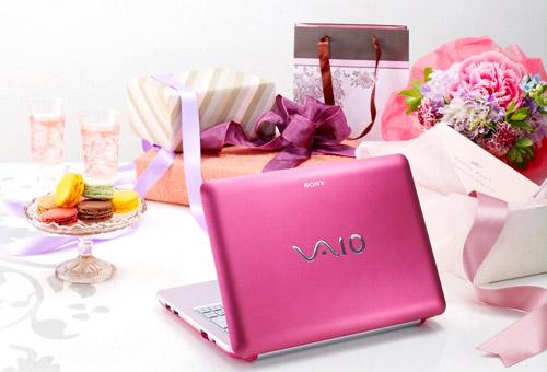 Обновленный нетбук Sony Vaio W и тонкий ноутбук Sony VAIO Y