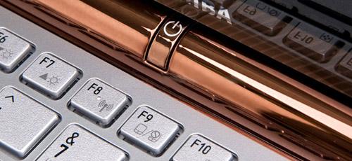 тест нетбука Toshiba mini NB300
