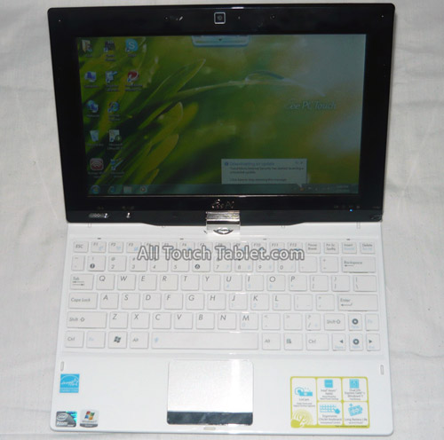 ASUS Eee PC T101MT – первое впечатление