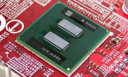 Intel Atom N470 – новый процессор для нетбуков