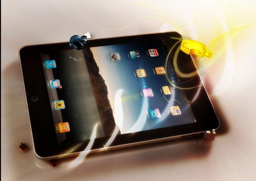 Apple захватывает рынок планшетников