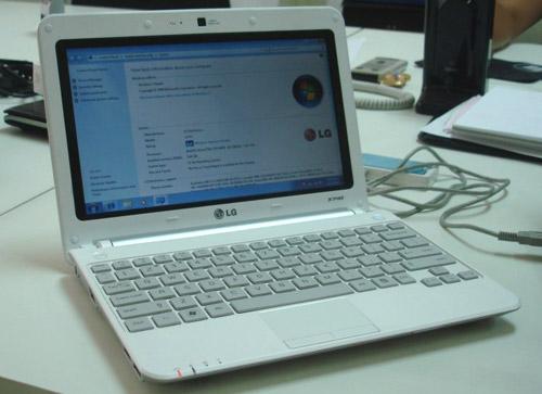 Нетбук LG X140