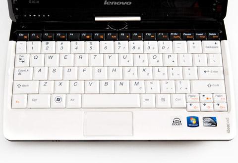 клавиатура Lenovo IdeaPad S10-3t