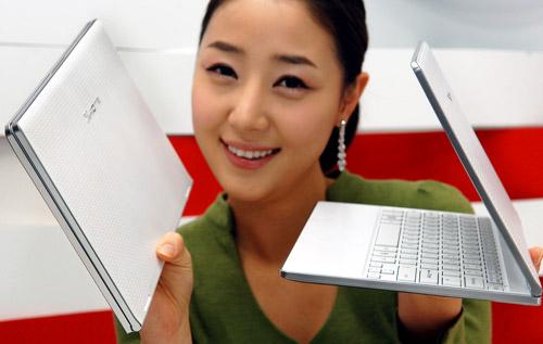 Ноутбук LG X300 – тонкий, тихий, дорогой