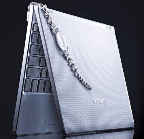 тонкий ноутбук LG X300