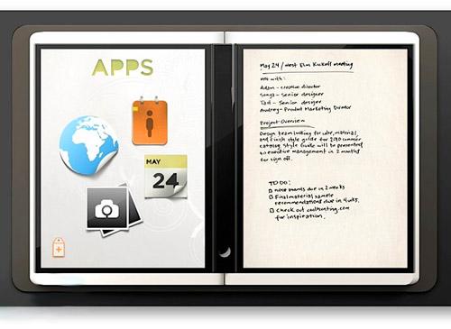 планшет microsoft courier
